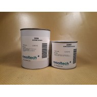 KIT COLLE STRUCTURELLE EPOXY ASSOUPLIE 3350 / 3358T