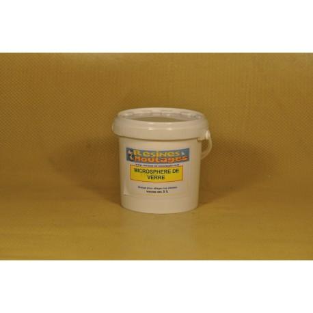 MICROSPHERES DE VERRE - 1 litre