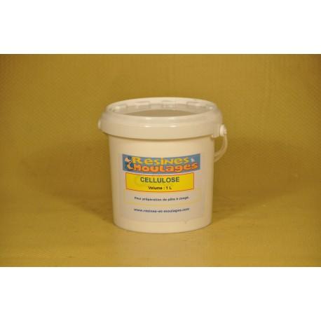 MICROFIBRES DE CELLULOSE 1 litre