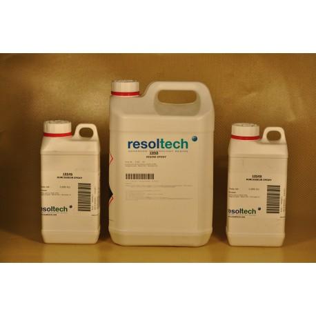 RESINE EPOXY REALPOX540S PRISE LENTE