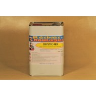 RESINE POLYESTER PURE ISOPHTALIQUE ACCELEREE 5 kgs