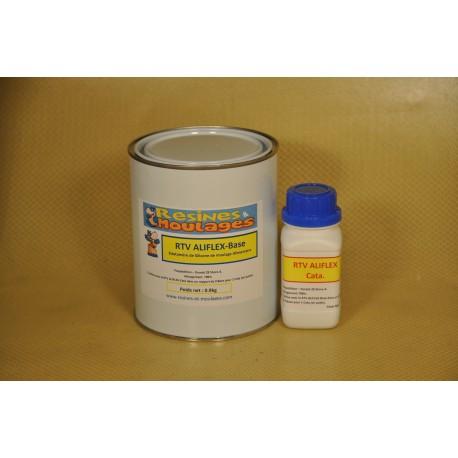 SILICONE DE MOULAGE POUR CONTACT ALIMENTAIRE - 1 kg
