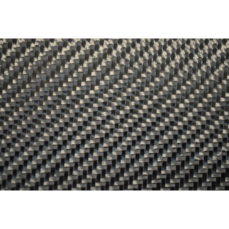 TISSU SERGE CARBONE 200 G/M² EN 1 M DE LARGE